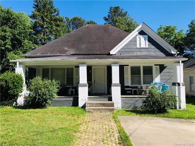 Spencer Single Family Home For Sale: 209 N Yadkin Avenue