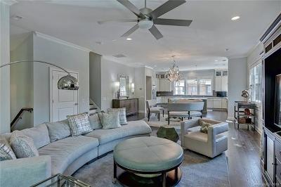 Charlotte NC Condo/Townhouse For Sale: $1,050,000