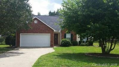 Union County Rental For Rent: 1037 Ridgefield Circle