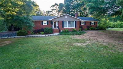 Albemarle Single Family Home Under Contract-Show: 16589 Nc 138 Hwy Highway