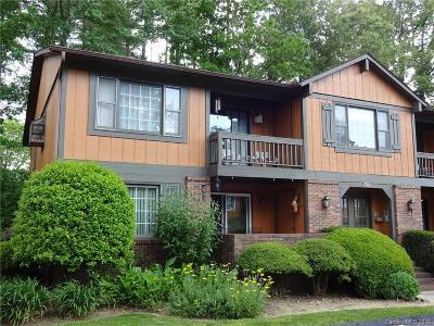 Hendersonville Condo/Townhouse For Sale: 1765 Haywood Manor Road