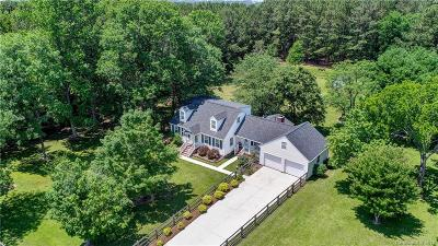 Single Family Home For Sale: 7787 Green Pond Road