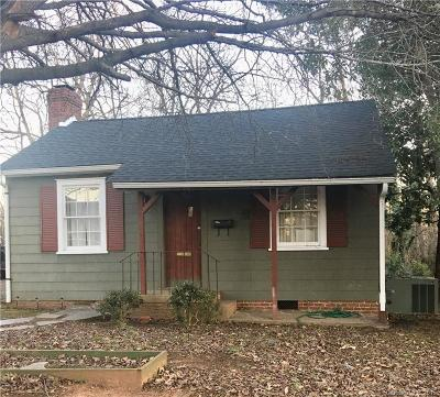 Single Family Home For Sale: 215 7th Street SE