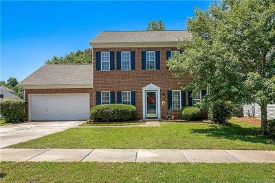 Charlotte Single Family Home For Sale: 9913 Highlands Crossing Drive