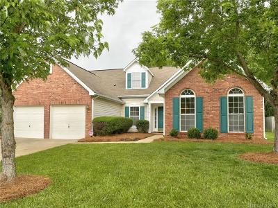 Charlotte Single Family Home For Sale: 3216 Bridle Stone Court