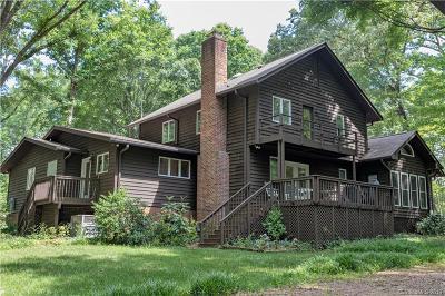 Matthews Single Family Home For Sale: 3200 Zelda Lane