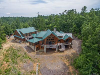 McDowell County Single Family Home For Sale: 695 Mountain Vista Drive
