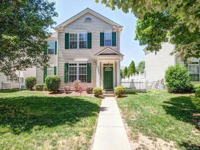 Cornelius Single Family Home For Sale: 11253 Heritage Green Drive #234