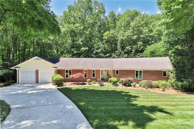 Charlotte Single Family Home For Sale: 5008 Hillary Place
