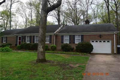 Cleveland County Single Family Home For Sale: 229 Edgewood Street