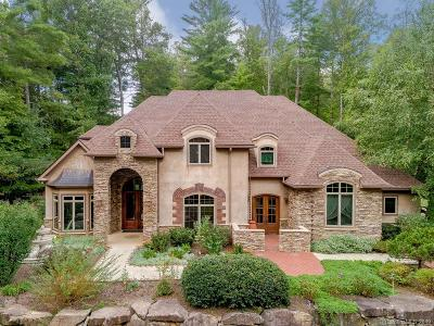 Single Family Home For Sale: 458 Brush Creek Road