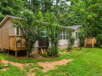Candler Single Family Home For Sale: 44 Elana Chase Road
