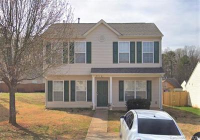 Charlotte Rental For Rent: 2718 Blackberry Ridge Lane