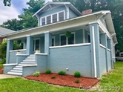 Albemarle Single Family Home For Sale: 262 N 4th Street