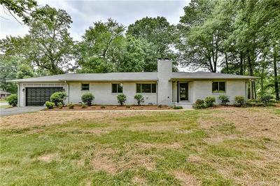 Kannapolis Single Family Home For Sale: 1498 Oakwood Avenue