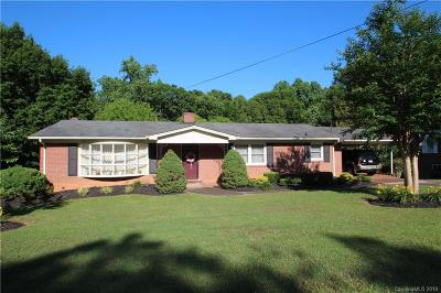 Shelby Single Family Home For Sale: 212 Ware Street