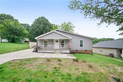 Kannapolis Single Family Home Under Contract-Show: 1003 Haley Street