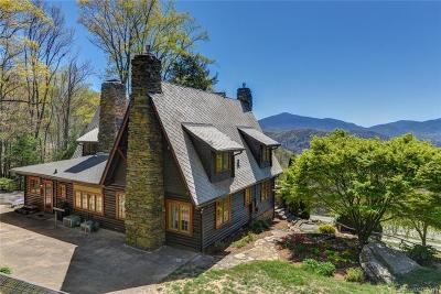 Multi Family Home For Sale: 92 Flat Top Mountain Road