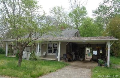 McDowell County Single Family Home Under Contract-Show: 12 S Mauney Avenue