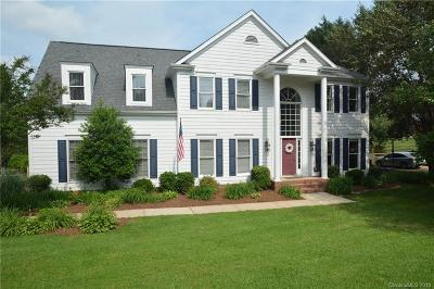 Mooresville Single Family Home For Sale: 1470 Pine Needle Lane