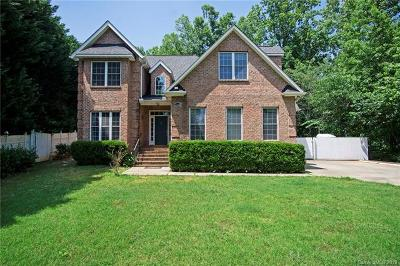 Charlotte Single Family Home For Sale: 5103 Plantation Ridge Road