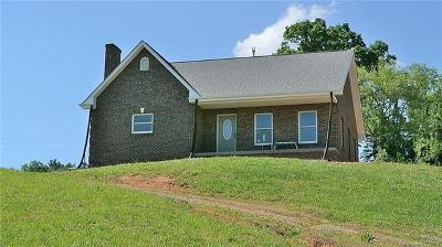 Madison County Single Family Home For Sale: 1073 Upper Brush Creek Road