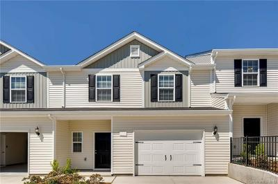 Charlotte NC Condo/Townhouse Under Contract-Show: $181,900