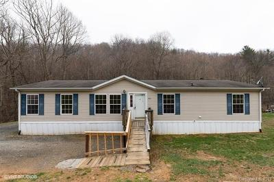 Fleetwood NC Single Family Home For Sale: $109,900