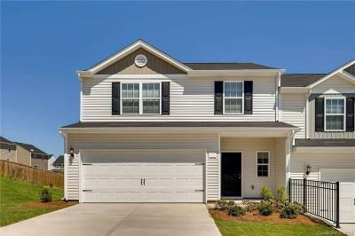 Charlotte NC Condo/Townhouse Under Contract-Show: $199,900