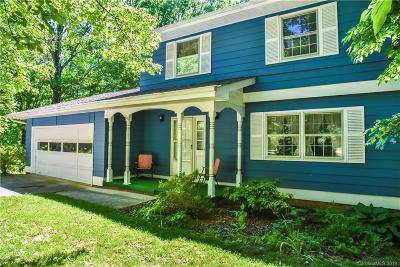 Asheville Single Family Home For Sale: 9 Botany View Court