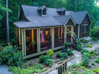 Jackson County Single Family Home Under Contract-Show: 134 Boulder Creek Lane