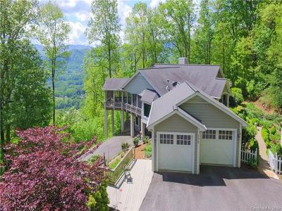 Waynesville Single Family Home For Sale: 172 Glen Eagle Drive