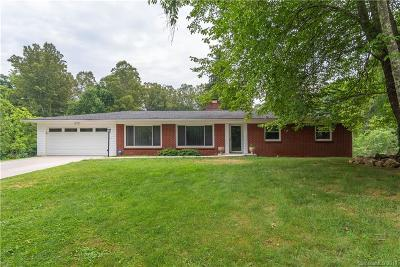 Candler Single Family Home For Sale: 330 Pritchard Road