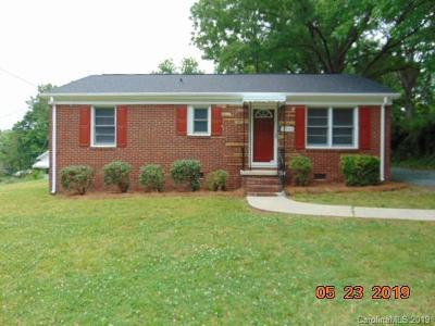 Charlotte Single Family Home For Sale: 3942 Tillman Road