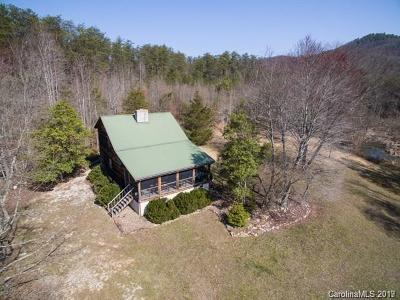 McDowell County Single Family Home For Sale: 8453 Old Fort Sugar Hill Road