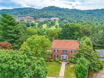 Asheville Single Family Home For Sale: 185 Kimberly Avenue