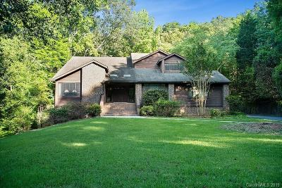 Matthews Single Family Home Under Contract-Show: 321 Forest Trail Drive