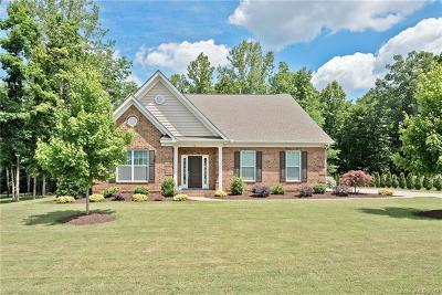 Mooresville, Kannapolis Single Family Home For Sale: 114 Clear Springs Road