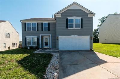Gastonia Single Family Home For Sale: 3449 Pikes Peak Drive