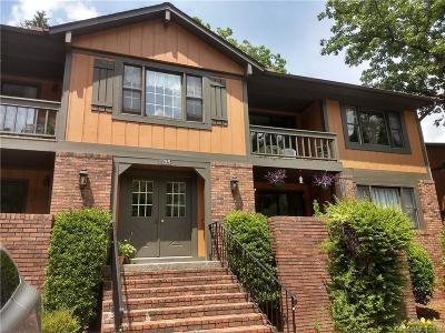 Hendersonville Condo/Townhouse For Sale: 1755 Haywood Manor Road #D
