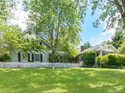 Leicester Single Family Home For Sale: 26 Jones Road