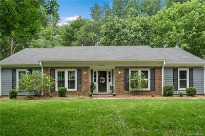 Charlotte Single Family Home For Sale: 6000 Carmel Station Avenue
