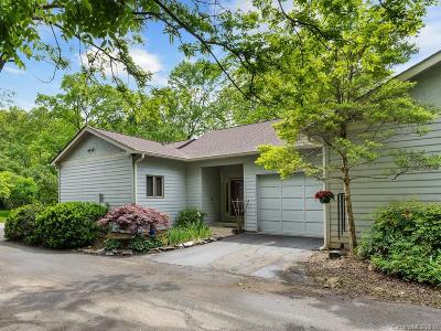 Asheville Condo/Townhouse For Sale: 12 River Knoll Drive #1417