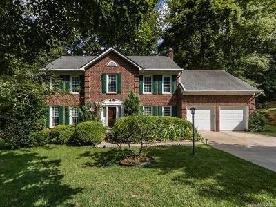 Huntersville Single Family Home For Sale: 12405 Angel Oak Drive