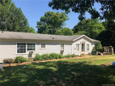 Statesville Single Family Home For Sale: 434 Clements Road