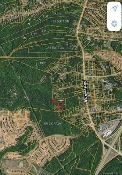 Residential Lots & Land For Sale: 1936 Grady Hope Road