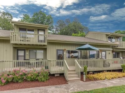 Lake Lure Condo/Townhouse For Sale: 135 Fox Run Boulevard #802