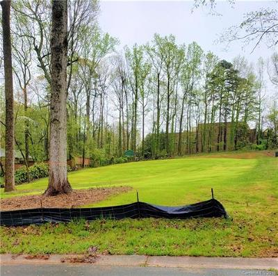 Charlotte NC Residential Lots & Land For Sale: $550,000