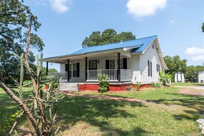 Monroe Single Family Home For Sale: 2425 Pageland Highway