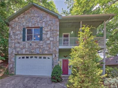 Waynesville Single Family Home For Sale: 132 Aldersgate Road